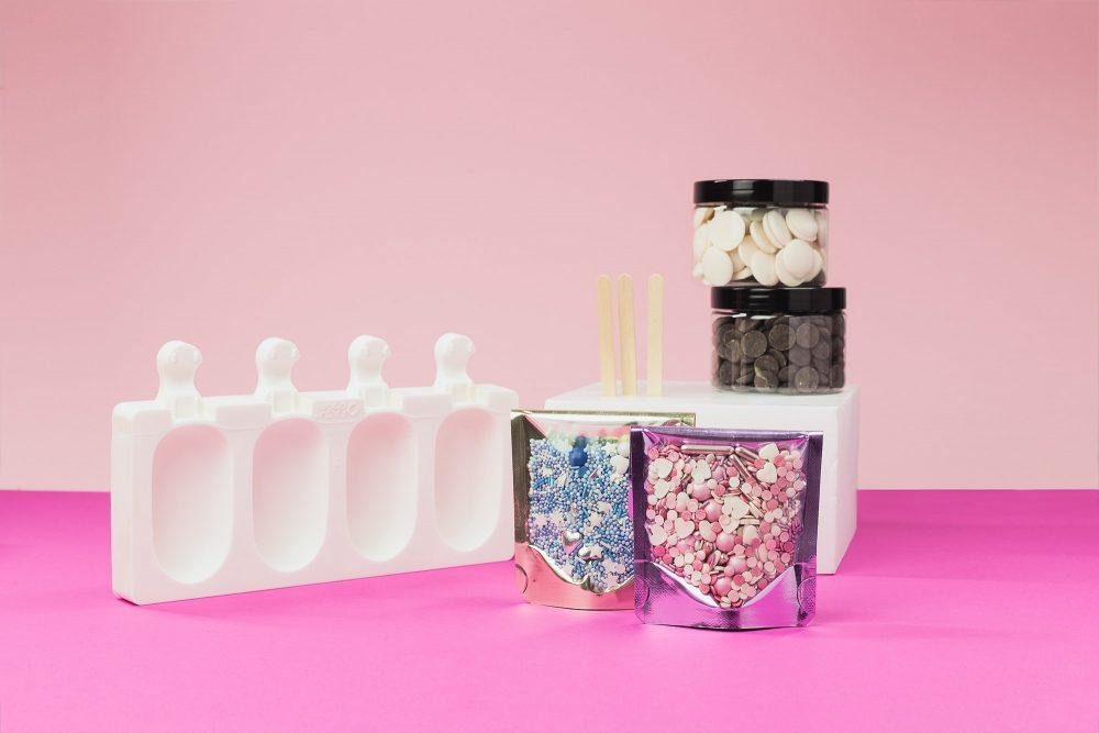 Lieblingsstreusel Baking Box zum selber Backen - inklusive Zuckerstreusel