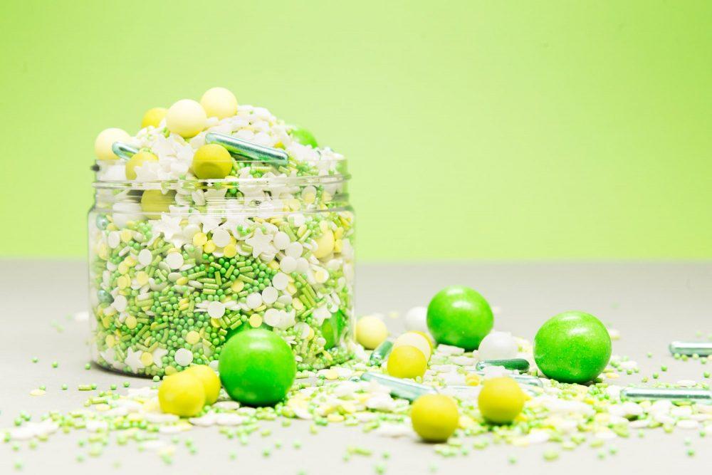 lieblingsstreusel-gemischte-zuckerstreusel-green-day-gruene-zuckerstreuselmischung